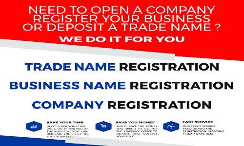 business reg 2